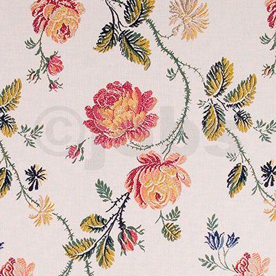 1700-tals rosor (rosa)