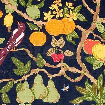 Fruktträd (svart)
