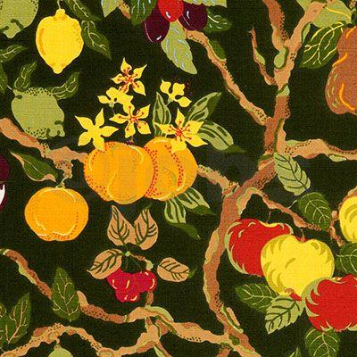 Fruktträd (grön)