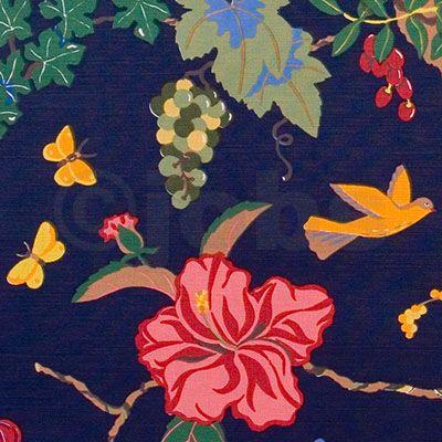 Paradisträd (mörkblå)