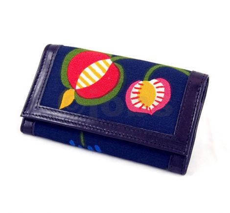 Plånbok Folklore (mörkblå)