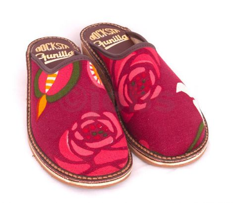 Slippers Folklore (faluröd)