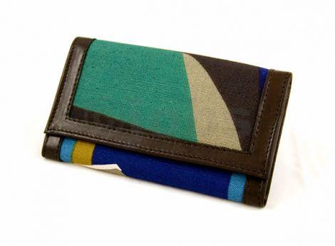 Plånbok Tistlar (blå)